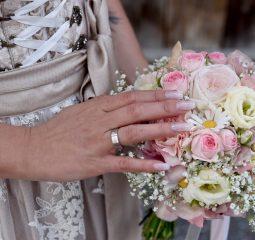 Hochzeits Nägel